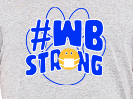 #WB Strong T-Shirts - Wolf Branch PTC