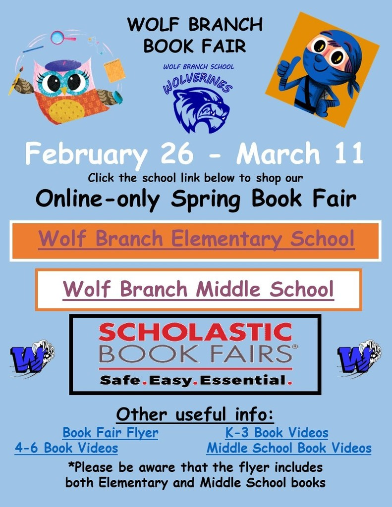2021 Spring On-Line Book Fair